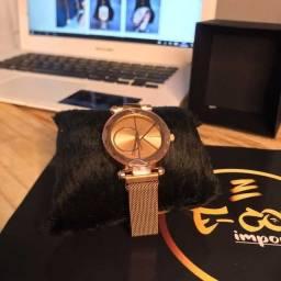 Relógio feminino CK