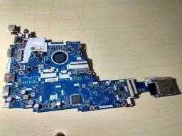 Título do anúncio: Placa mãe netbook Acer modelo 722