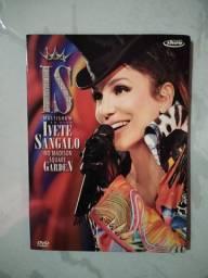 Dvd Ivete Sangalo-Multishow-Música e Show.