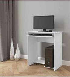 Título do anúncio: Novo Lacrado - Mesa para Computador - Branco