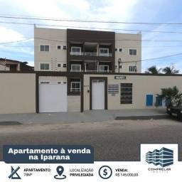 Título do anúncio: Apartamento com 2 dormitórios à venda, 58 m² por R$ 145.000 - Parque Leblon - Caucaia/CE