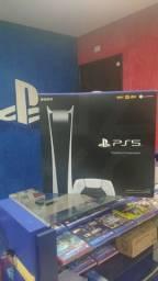 PS5 ALL DIGITAL EDITION - 8K / HDR - (Lacrado a Pronta Entrega)