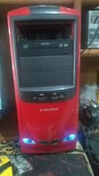 PC Gamer Intel com 8GB memoria e pl. Video de 2GB e 128 bits - não vendo pl.video separada