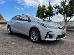 Toyota Corolla XEI 2.0 Automático 2019 - Impecável