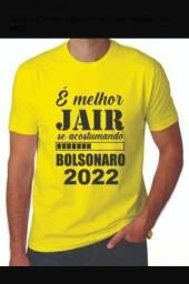 Camisa do Jair Bolsonaro