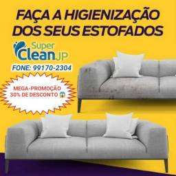 Título do anúncio: Limpeza de Estofados