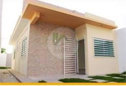 Casa 2 quartos nova a venda, bairro Novo Aleixo, Manaus-AM