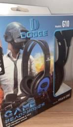 Fone De Ouvido Headset Gamer Led G10