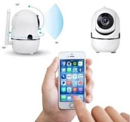 Câmera WIFI - IP - Monitoramento celular e PC - PROMoÇÂO