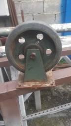 Roda  industrial  8 pol