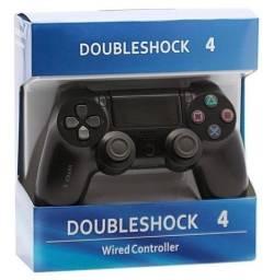 Controle de PlayStation 4 Com Fio
