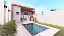 Título do anúncio: Linda casa com piscina, suíte, edícula com churrasqueira e banheiro no Jardim Panorama