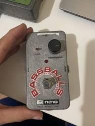 Pedal Para Contra-baixo Ehx Nano Bassballs