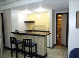 Flat com 1 dormitório para alugar, 47 m² por R$ 3.000/mês - Adrianópolis
