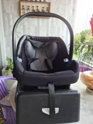 Título do anúncio: Bebê conforto Burigotto Touring Evolution + base