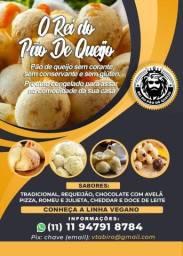 Seja um revendedor(a) do melhor Pão de Queijo do Brasil