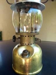 Lampião Lanterna Coleman Antiga de 1945