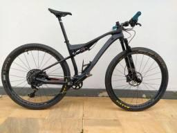 Bike MTB Orbea Oiz M30 Full suspension