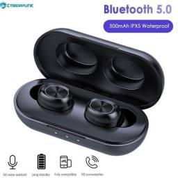 Fone de ouvido bluetooth TWS