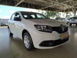 Título do anúncio: Renault Logan AUTHENTIQUE 1.0 MANUAL 4P