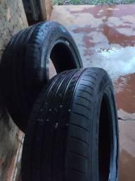 Vendo 2 pneu aro 16 195/55 R16
