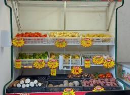 Expositor Frutas e Verduras (vasca)