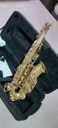 Título do anúncio: Saxofone... SAX ALTO