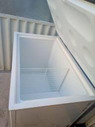 Freezer horizontal metal frio novo
