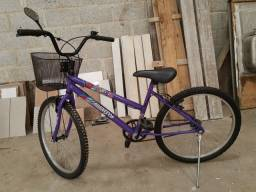 Título do anúncio: Bicicleta Samy Aro 24 ---NOVA---