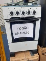 Fogão braslar 04 bcs