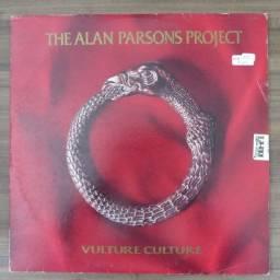 LP Disco De Vinil The Alan Parsons Project - Vulture Culture *excelente estado