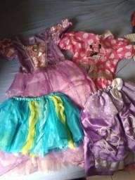 Kit roupa festa junina e fantasia de menina