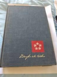 Livro biográfico do General Five Star Douglas MacArthur