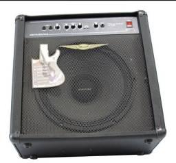 Amplificador Cubo Contra Baixo Oneal  200 Watts Ocb600
