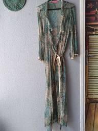 Robe de seda pura