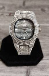 Perfeitooo! Relógio Novo Importado! Magnífico e à pronta entrega com garantia!