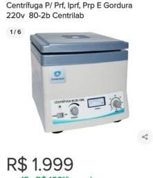 Centrífuga P/ Prf, Iprf, Prp E Gordura 220v  80-2b Centrilab