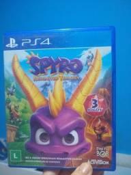 Título do anúncio: Vendo jogo Spyro ps4