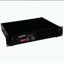 Amplificador LEACS LA 2000