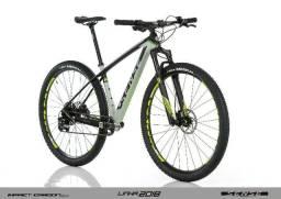 Bicicleta Sense Impact Carbon Comp 2018 Tam 15,17 e 19