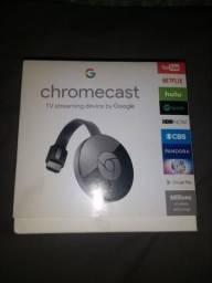 Chromecast 2 edição 2018