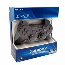 (987853543)Controle de PS3 (novo)Dualshock sem Fio Sony de primeira linha