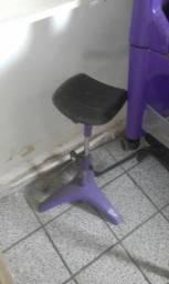 Tripé+cadeira