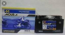Bateria Para Moto Burgman