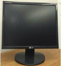 Monitor Lg Flatron L1753t-bf 17 Polegadas (usado)