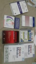 Livros para Medicina e Enfermagem