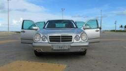 Mercedes-Benz E-320 Elegance - V6 ano 1998 Prata - 1998