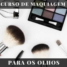 Maquiagem para os olhos - Curso Online