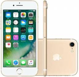 Apple Iphone 7 32 Gb Original Seminovo Gold