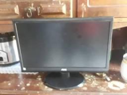 Troco monitor em celular ou vendo